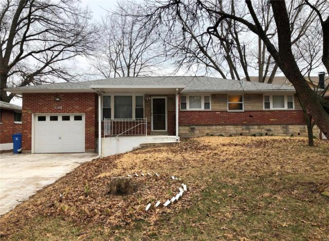 1140 Spring Valley Drive, Florissant, MO 63033 (#19018308) :: Clarity Street Realty