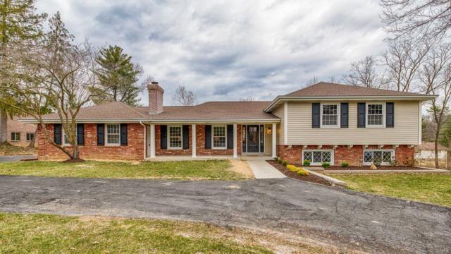 515 High Meadow Road, Frontenac, MO 63131 (#19018315) :: Ryan Miller Homes