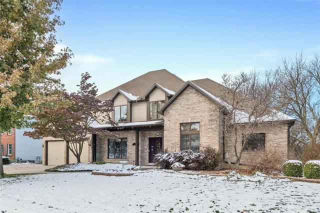 1135 Black Forest Drive, Saint Charles, MO 63301 (#19018338) :: Clarity Street Realty