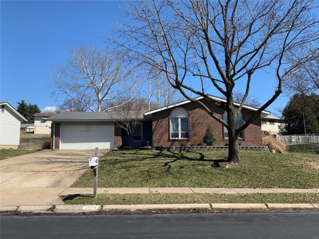 2808 Westminister, Saint Charles, MO 63301 (#19018370) :: The Kathy Helbig Group