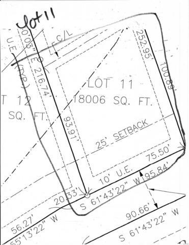 0 Lot 11 Koko Beach, Union, MO 63084 (#19018396) :: Parson Realty Group