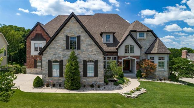 16763 Eagle Bluff Court, Chesterfield, MO 63005 (#19018424) :: The Kathy Helbig Group