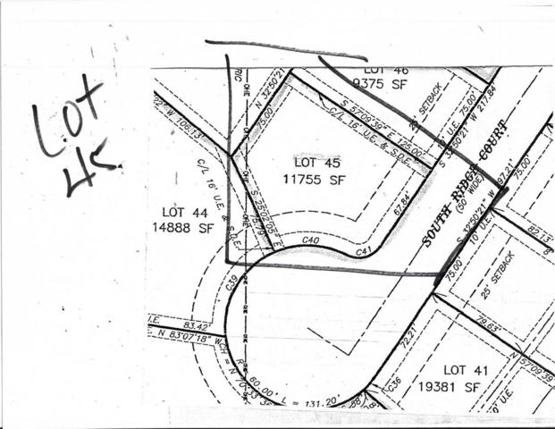 45 Lot 45 South Ridge Court, Union, MO 63084 (#19018425) :: Tarrant & Harman Real Estate and Auction Co.