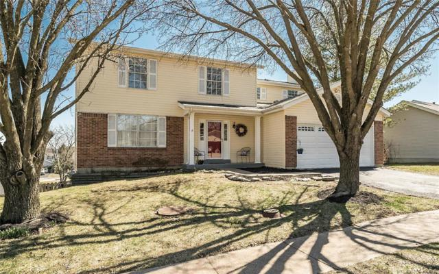 124 Bonnybridge Court, Ellisville, MO 63021 (#19018443) :: Ryan Miller Homes