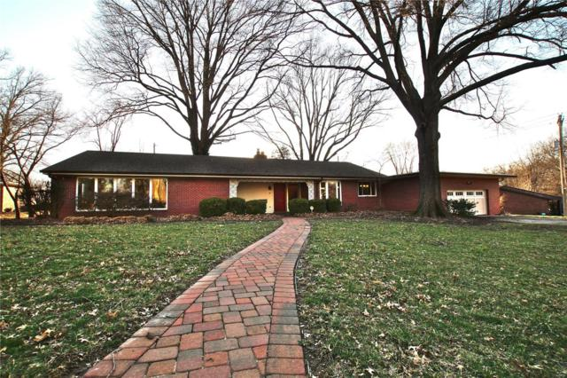 4 Shady Lane, Belleville, IL 62221 (#19018544) :: The Kathy Helbig Group