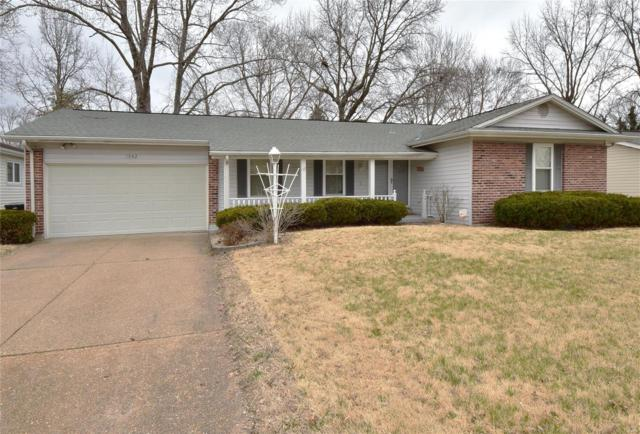 1542 Sherwood Forest Drive, Florissant, MO 63031 (#19018567) :: Clarity Street Realty