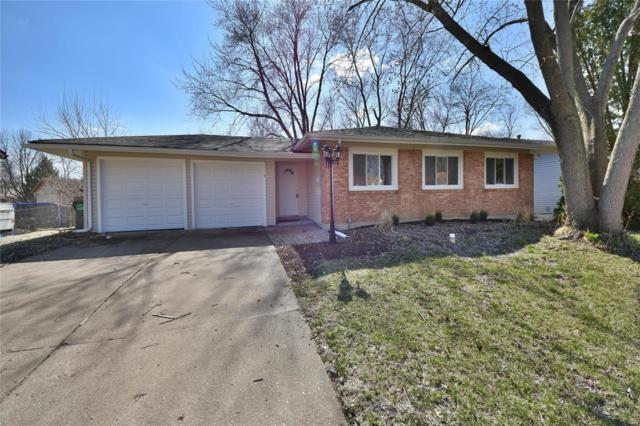 4 Westwood Estates Drive, Saint Peters, MO 63376 (#19018568) :: Clarity Street Realty
