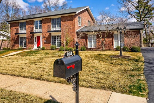 1454 Reauville Drive, Warson Woods, MO 63122 (#19018579) :: Ryan Miller Homes