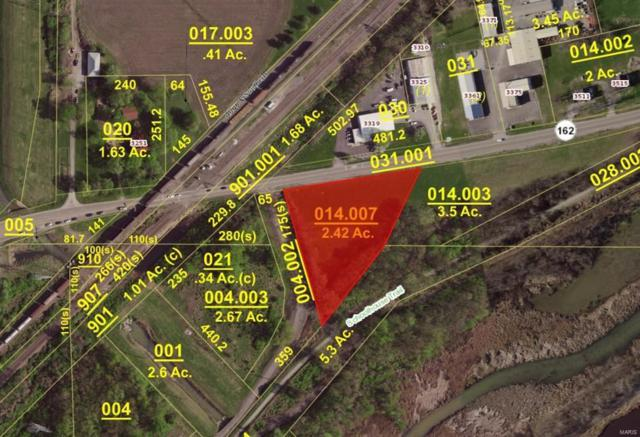 0 Il. St. Rt. 162, Granite City, IL 62040 (#19018673) :: Fusion Realty, LLC