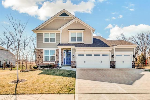 1266 Peruque Ridge Drive, Wentzville, MO 63385 (#19018903) :: Ryan Miller Homes