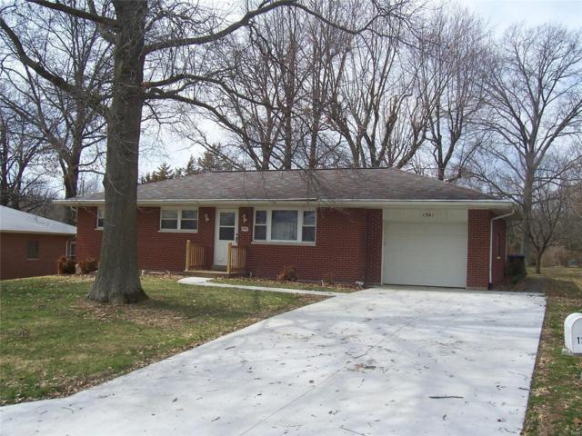 1361 Glenwood Drive, Columbia, IL 62236 (#19019037) :: Ryan Miller Homes