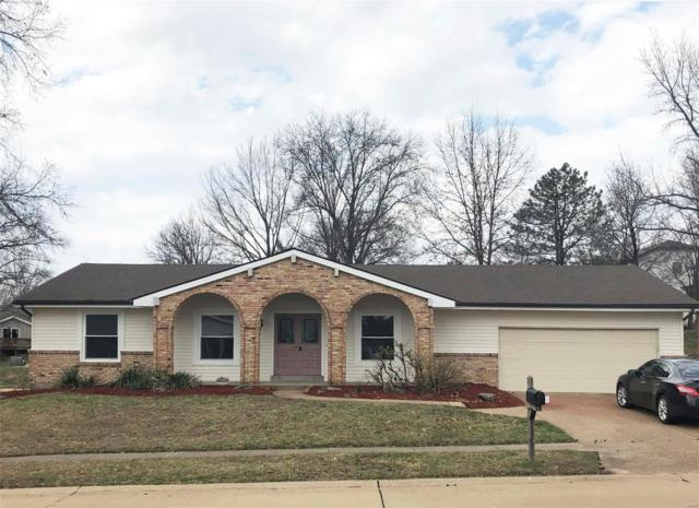 15439 Rockmoor, Chesterfield, MO 63017 (#19019066) :: Kelly Hager Group | TdD Premier Real Estate