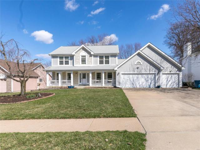 1816 Pheasant Run Drive, Maryland Heights, MO 63043 (#19019161) :: Ryan Miller Homes