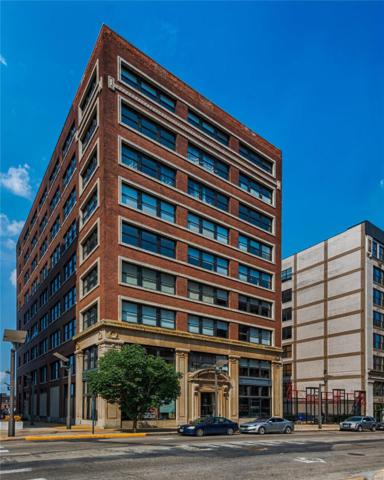 1619 Washington Avenue #805, St Louis, MO 63103 (#19019170) :: Holden Realty Group - RE/MAX Preferred