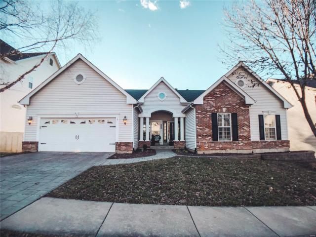 637 Vista Hills Court, Eureka, MO 63025 (#19019201) :: Ryan Miller Homes