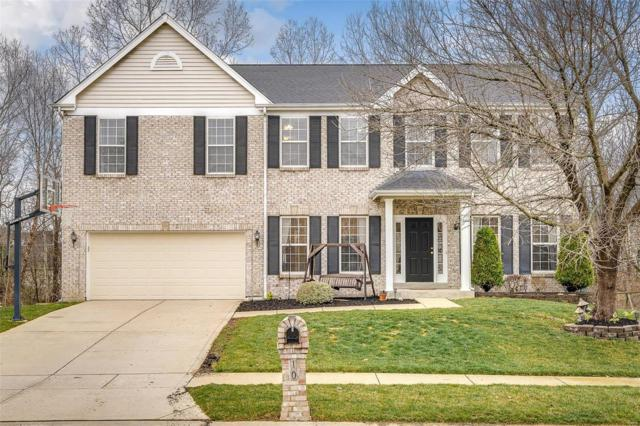 10 Augusta National Court, O'Fallon, MO 63366 (#19019232) :: Kelly Hager Group | TdD Premier Real Estate