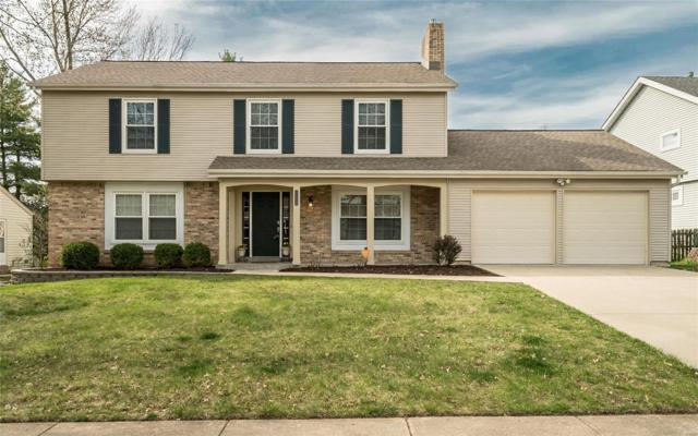 15562 Parasol, Chesterfield, MO 63017 (#19019349) :: RE/MAX Vision