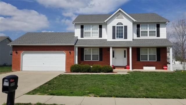 1508 Keck Ridge Drive, O'Fallon, IL 62269 (#19019371) :: The Becky O'Neill Power Home Selling Team