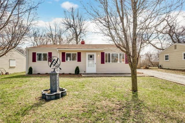 1448 Vero Drive, Wentzville, MO 63385 (#19019402) :: Kelly Hager Group   TdD Premier Real Estate