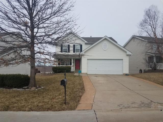 1324 Flintshire Lane, Lake St Louis, MO 63367 (#19019442) :: Kelly Hager Group | TdD Premier Real Estate