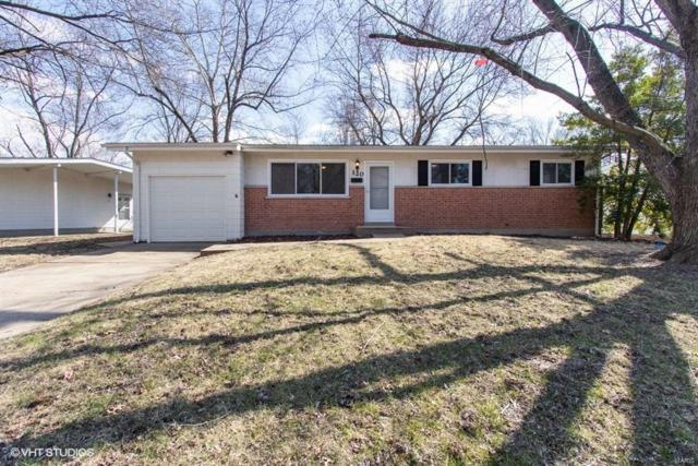 120 Humes Lane, Florissant, MO 63031 (#19019518) :: Kelly Hager Group | TdD Premier Real Estate