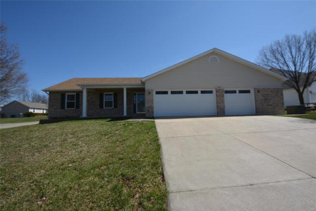 1601 Rachel Elizabeth Lane, Wentzville, MO 63385 (#19019614) :: Kelly Hager Group   TdD Premier Real Estate