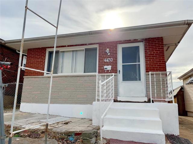 4430 Oleatha Avenue, St Louis, MO 63116 (#19019807) :: Holden Realty Group - RE/MAX Preferred