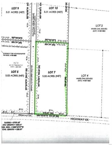 0 Highway Kk, Washington, MO 63090 (#19021302) :: Hartmann Realtors Inc.