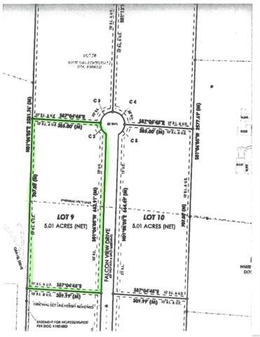 0 Falcon View Drive, Washington, MO 63090 (#19021314) :: Hartmann Realtors Inc.
