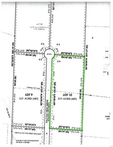 0 Falcon View Drive, Washington, MO 63090 (#19021355) :: Hartmann Realtors Inc.