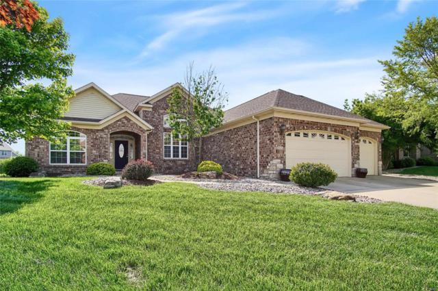 1025 Carnegie Knolls Drive, O'Fallon, IL 62269 (#19021400) :: Fusion Realty, LLC
