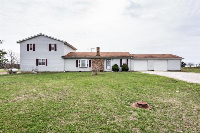 21710 State Route 15, NASHVILLE, IL 62263 (#19021598) :: The Becky O'Neill Power Home Selling Team