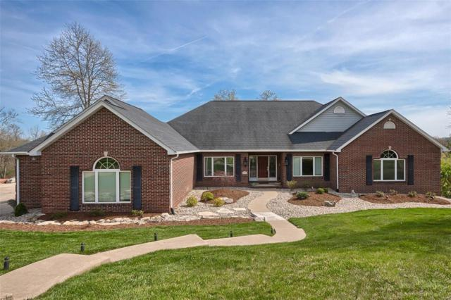 6624 Fox Creek Drive, Edwardsville, IL 62025 (#19022178) :: Holden Realty Group - RE/MAX Preferred