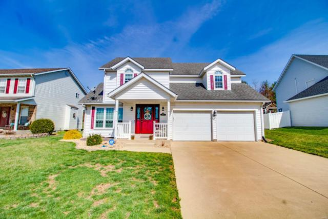 2022 Savannah Trace, Alton, IL 62002 (#19022279) :: Holden Realty Group - RE/MAX Preferred