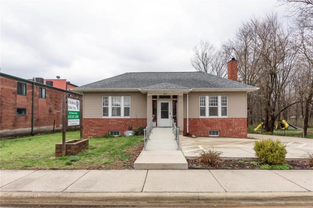 613 N Main Street, Columbia, IL 62236 (#19022338) :: Holden Realty Group - RE/MAX Preferred