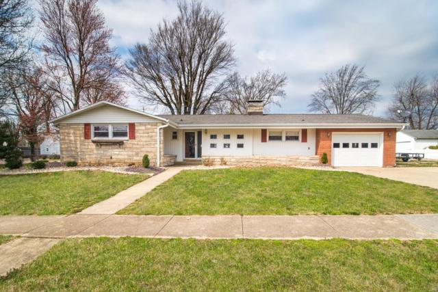 571 S Broadway Street, NASHVILLE, IL 62263 (#19022496) :: The Becky O'Neill Power Home Selling Team
