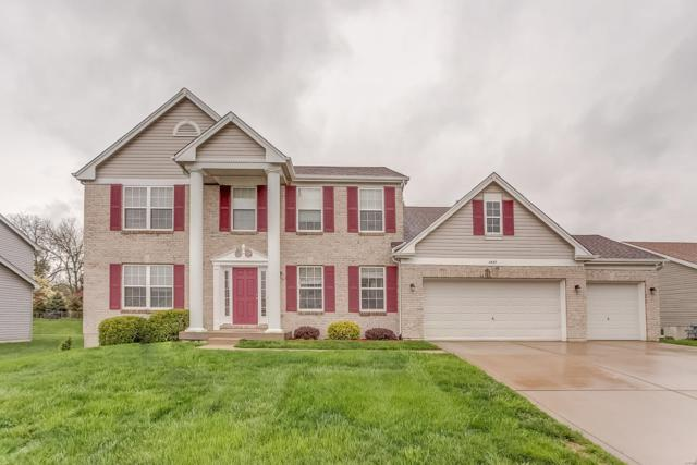 3457 Langford Lane, Shiloh, IL 62221 (#19022520) :: Holden Realty Group - RE/MAX Preferred