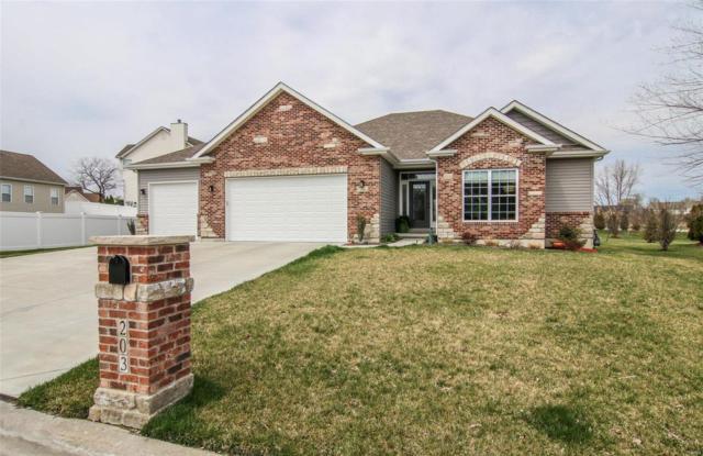 203 Fabian Court, Dardenne Prairie, MO 63368 (#19022703) :: The Becky O'Neill Power Home Selling Team