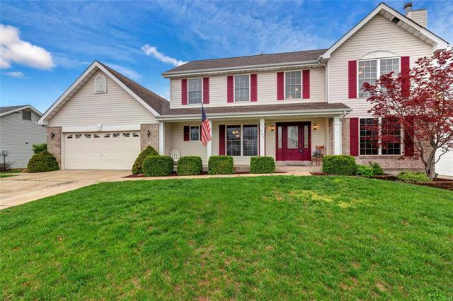 425 Winter Park Drive, O'Fallon, MO 63366 (#19022712) :: St. Louis Finest Homes Realty Group