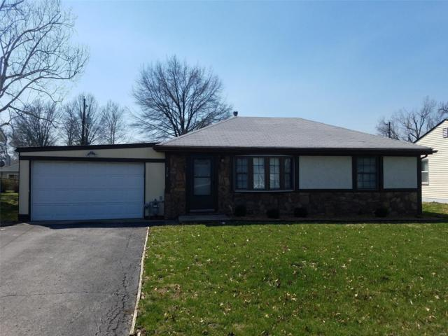 214 Parkway Drive, Swansea, IL 62226 (#19022766) :: Holden Realty Group - RE/MAX Preferred