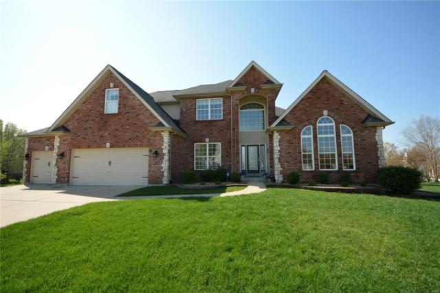 42 Huntcliff Court, Wentzville, MO 63367 (#19022778) :: Barrett Realty Group