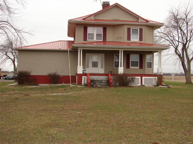1148 Goldenrod Road, COULTERVILLE, IL 62237 (#19022790) :: Holden Realty Group - RE/MAX Preferred
