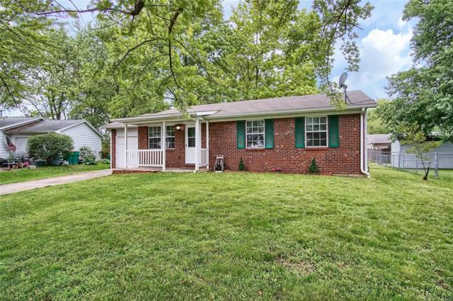 725 Beebe Drive, Mascoutah, IL 62258 (#19022920) :: Holden Realty Group - RE/MAX Preferred