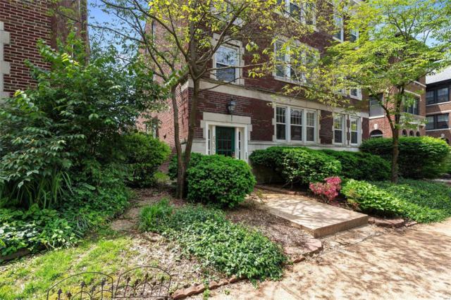 6326 S Rosebury Avenue #1, St Louis, MO 63105 (#19023109) :: Kelly Hager Group | TdD Premier Real Estate