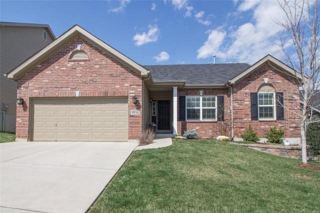 9934 Vicksburg Siege Court, St Louis, MO 63123 (#19023350) :: The Becky O'Neill Power Home Selling Team