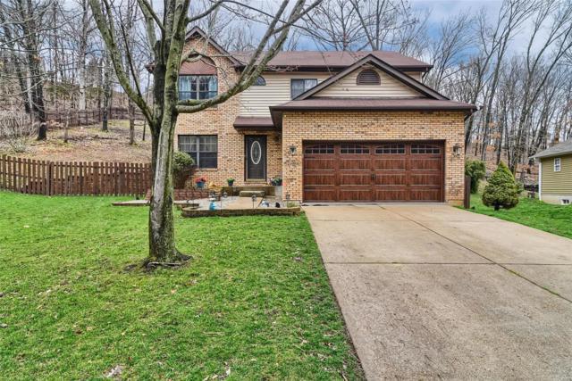 4976 Oak Bluff Drive, High Ridge, MO 63049 (#19023398) :: The Becky O'Neill Power Home Selling Team