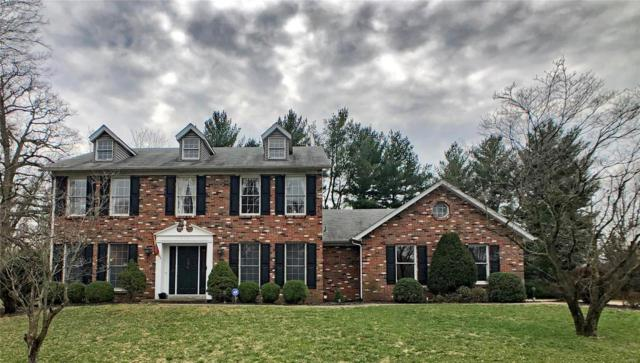 312 Oak Hill Drive, Belleville, IL 62223 (#19023488) :: Holden Realty Group - RE/MAX Preferred