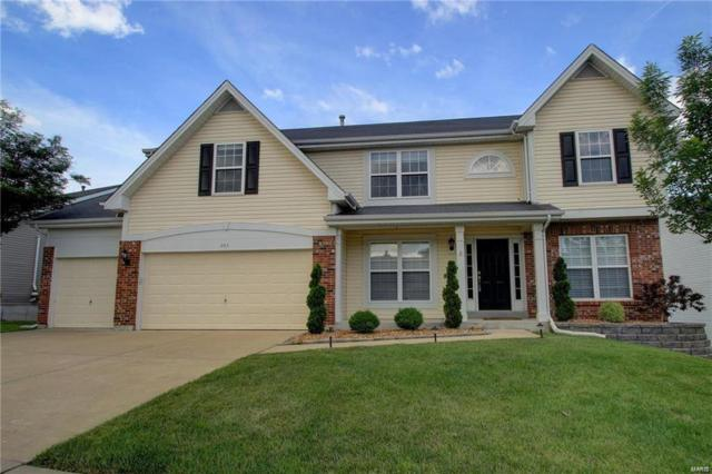 243 Palisades Ridge Court, Eureka, MO 63025 (#19023509) :: The Becky O'Neill Power Home Selling Team