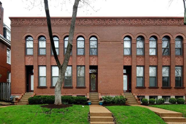 4343 Laclede Avenue G, St Louis, MO 63108 (#19023523) :: Matt Smith Real Estate Group