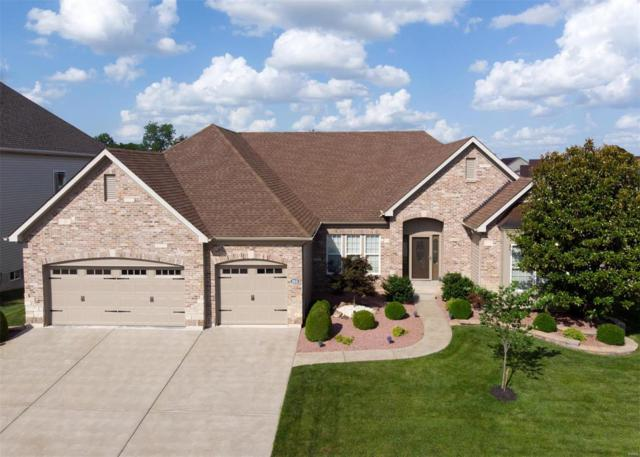 1113 Keighly Crossing, Dardenne Prairie, MO 63368 (#19023645) :: The Kathy Helbig Group